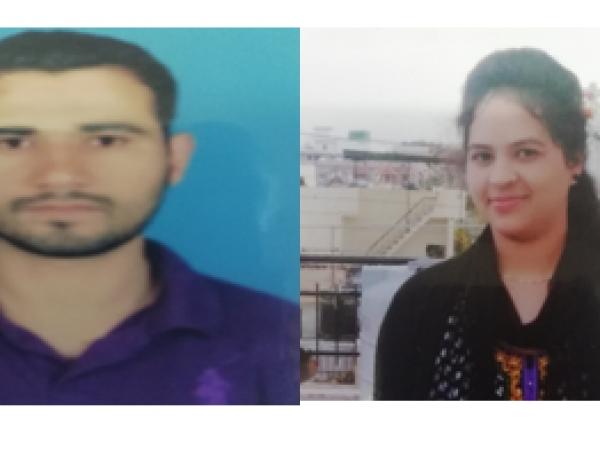 Mr Neeraj Bhatt & Mrs Pooja Tiwari