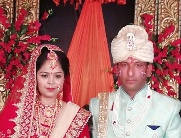 Mr. Virendra Bhandhari & Mrs Neetu Bisht