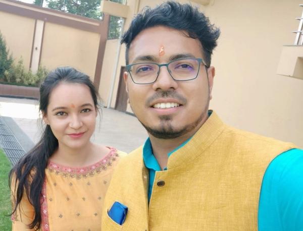Mr Ashish Negi & Mrs Sheetal Rawat