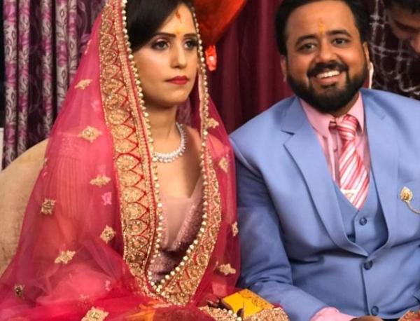 Mr Depesh & Mrs Priyanka Bailwal