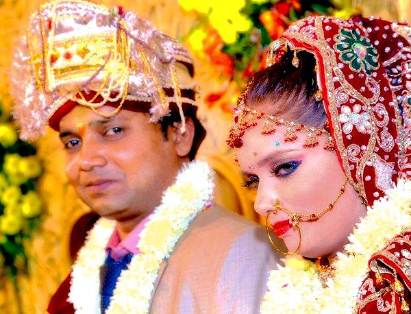 Rakesh & Geeta Bharti