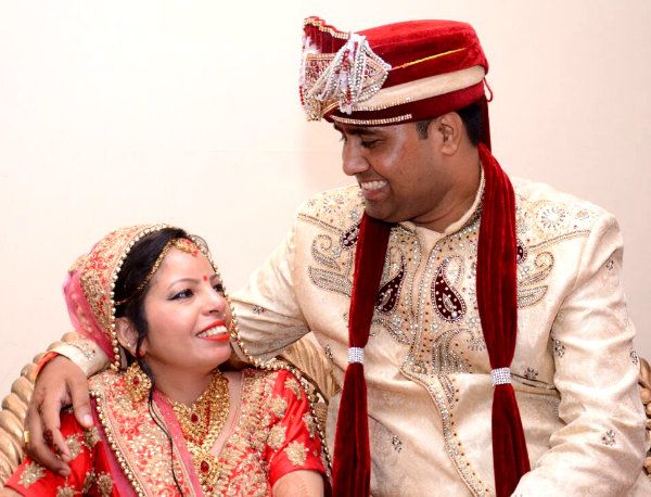 Mr. & Mrs. Chandra Negi